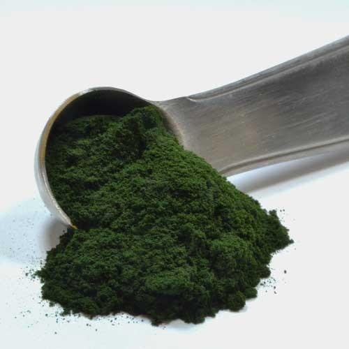 Organic Spirulina Tablets 60%