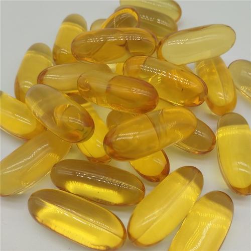 Garlic Oil Softgel