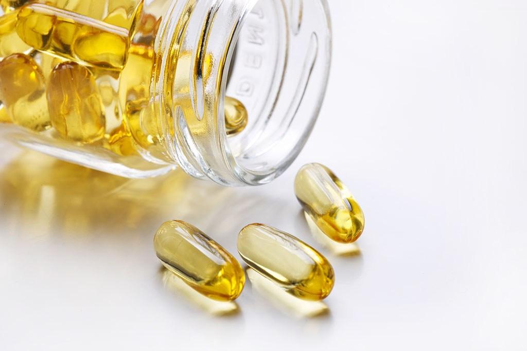 Vitamin A D soft capsule